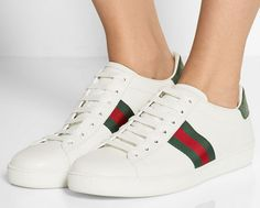 """Fashionable Gucci """"Ace"""" Sneakers"""