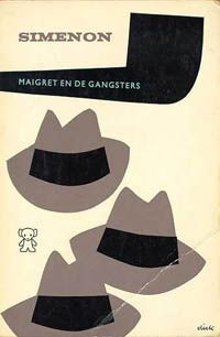 Maigret Part 3: Zwarte Beertjes Maigret by Dick Bruna