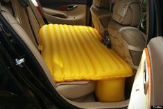 Fuloon Inflatable Car Mattress Turns Backseat Into Full Sized Bed: Thrillist