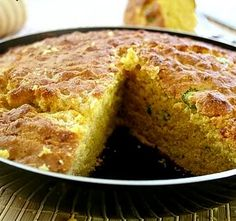 Velveeta Mexican Corn Bread