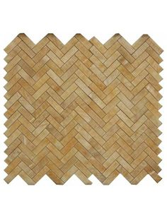 1x2 Honey Onyx Herringbone Pattern Polished Mosaic Tile #Honey_Onyx #Herringbone_Pattern #Onyx_Mosaic