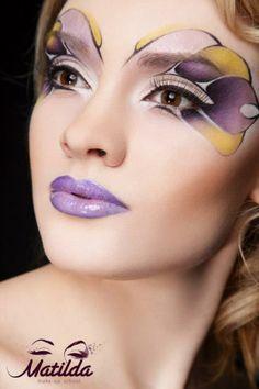 Matilda Inozemtseva , Make-up Artist