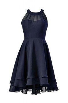 DaisyFormals High-Low Short Bridal Party Formal Bridesmaid Dress(CST2225)- Navy DaisyFormals http://www.amazon.com/dp/B00Q6620YG/ref=cm_sw_r_pi_dp_waGOub14Q7EFA