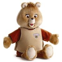 I would so buy another Teddy Ruxpin if cassette tapes were still in use!!