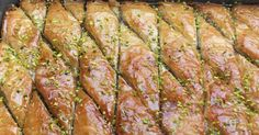 Baklava, ein Rezept der Kategorie Backen süß. Mehr Thermomix ® Rezepte auf www.rezeptwelt.de