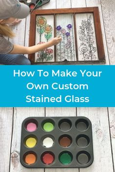 Love The Look Of Stained Glass But Hate The Price? Diy The Perfect Stained Glass Window With This Simple Diy Trick. Diy Home Decor Diy Windows Diy Stained Glass Window Stained Glass Stained Diy Stained Windows Diy Home Decor Diy Budget Decor Stained Glass Patterns Free, Stained Glass Quilt, Stained Glass Door, Making Stained Glass, Custom Stained Glass, Stained Glass Birds, Stained Glass Christmas, Stained Glass Designs, Stained Glass Projects