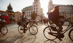 Bicycle sensors in Copenhagen clocked a new record this month: there are now more bikes than cars in the heart of the city. 12/16