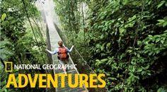 Costa Rica: toda una aventura, según National Geographic