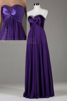 Promithi Womens Long Dresses Bridesmaid Evening Party Formal Prom Dress Gown Click The