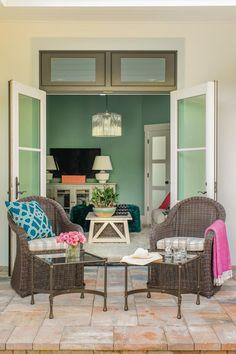 HGTV Dream Home 2016: Bright, Coastal Media Room >> http://www.hgtv.com/design/hgtv-dream-home/2016/media-room-pictures-from-hgtv-dream-home-2016-pictures?soc=pinterest