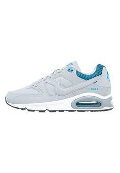 Nike Sportswear AIR MAX COMMAND - Sneakers laag - wolf grey/blue lagoon - Zalando.nl