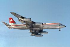 Convair CV-990 (Swissair)