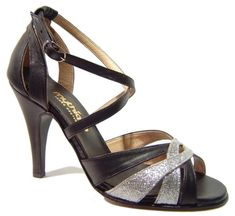11f6cdd73c2 Mythique Womens Tango Ballroom Salsa Latin Leather Dance Shoes Sara 55 M US      For more information