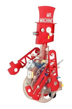 Mr Machine Had this as a kid. My mom bought me another one when I was grown :)