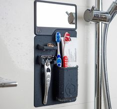 Shower organizers can be hit or miss. Sometimes they're clunky or bulky, other times they don't really stay where they're supposed to, and so on. You know what I'm talking about. We've all been throug...