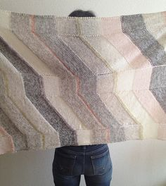 Ravelry: Project Gallery for Tokyo Shawl pattern by Marianne Isager Knitted Shawls, Crochet Scarves, Crochet Yarn, Knitting Designs, Knitting Patterns, Hand Knitting, Loom Knitting, Knit Wrap, Shawl Patterns