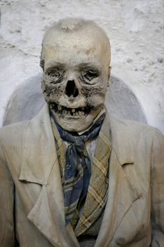 Capuchin Crypt, Palermo. http://www.thefuneralsource.org/history.html