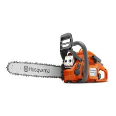 Husqvarna 460 Rancher Gas Chainsaw at Lowe's. Experience one of the finest heavy-duty, workhorse chainsaws. Husqvarna's 460 Rancher is an ideal saw for landowners and part-time users who require Cycle Chain, Chainsaw Reviews, Best Chainsaw, Stihl Chainsaw, Types Of Saws, Chainsaws For Sale, Power Saw, Best Riding Lawn Mower, Miniatures