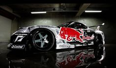 Mad Mike Rx-7 RedBull