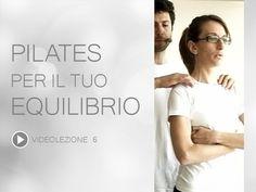 Video Pilates Lezione 6 | Pilates per il tuo Equilibrio