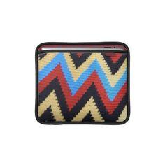 Wayuu iPad sleeve by CaritoCaró