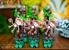 Encontrando Ideias: Festa Safari!!!