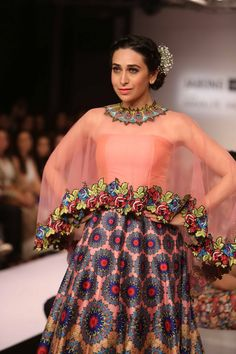 Lakmé Fashion Week – NEHA AGARWAL AT LFW SR 2015 Lakme Fashion Week 2015, Senior 2015, Ethnic, Celebs, Bridal, My Love, Beauty, Women, Celebrities