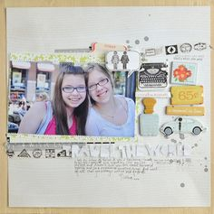 Here's a list of the products i used: InLinkz.com Just a quick update… a few of my more recent GG pages! I am super busy this week… and all i want to do is take it slow and enjoy summer. Funny how that works out. My Tia girl is having her birthday this week too, …