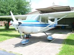 1957 Cessna 172 for sale in Houston, TX USA => http://www.airplanemart.com/aircraft-for-sale/Single-Engine-Piston/1957-Cessna-172/8578/