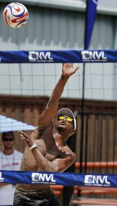 Photos: The best shots from National Volleyball League Pro Beach Tournament at Yucatan Beach Club | Dallas Morning News