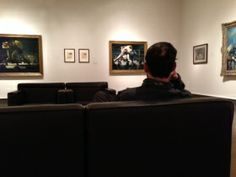 Art (museum) therapy | None of my doctors or therapists mentioned the Columbus Museum of Art, but I recommend it as a great place for battered and bruised people recovering from traumatic body and brain injuries to come and spend an hour or two once you're somewhat back on your feet.
