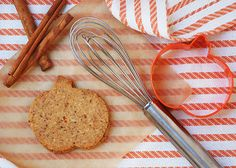 Pumpkin Spice Cookie Cutter Cookies and an Announcement! : Multiply Delicious- The Food