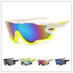 UV400 Cycling Eyewear MTB Bike Bicycle Sports Glasses Protection Men Motorcycle Sunglasses Reflective Explosion-proof Goggles