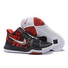 458efaf6d2e Nike Kyrie 3 Samurai Men Basketball Shoes Stephen Curry Basketball