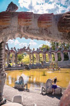 Bruno Weber Park Zürich Aktivitäten Park, Golf Courses, Nature, Travel, Hush Hush, Road Trip Destinations, Beautiful Places, Travel Tips, Art