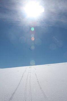 Skitouring in Norway