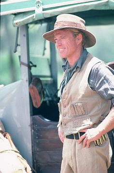 Robert Redford, Out of Africa