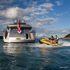 EXUMA Yacht Photos - 49m Luxury Motor Yacht for Charter