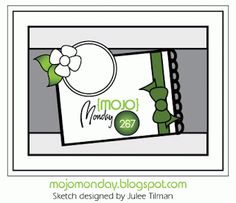 HandKrafted by Stephanie: Mojo Monday