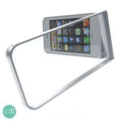 Indiegogo: Fritzframe Brings Versatility In An iPhone Case - Techaeris Cool Gadgets, Amazing Gadgets, Frame It, Iphone Cases, Bring It On, Handle, Iphone Case, Cool Tech Gadgets, Cool Tools