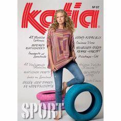 085 - Catalogue Katia femme Sport n°87 - Eté 2016 > 5€95