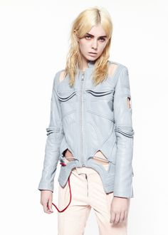 Johanna Pihl 2011 — BA (Hons) Fashion Design Technology: Womenswear LCF grad