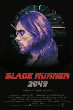 Blade Runner 2049 by Kanazuki-chan182