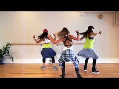 Sigueme Y Te Sigo, by Daddy Yankee - Carolina B (Collaboration With Michele DeCarlo and LaRonda) - YouTube
