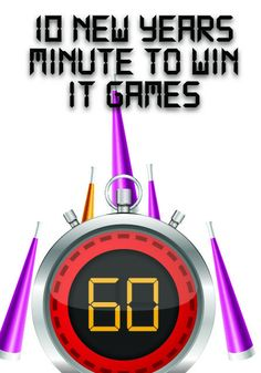 New Year's Minute to Win It Games http://www.childrens-ministry-deals.com/products/10-new-years-minute-to-win-it-games