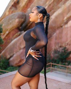 Hot Girls, Black Girls, Look Body, Black Girl Aesthetic, Aesthetic Style, Doja Cat, Celebrity Beauty, Beautiful Black Women, Woman Crush