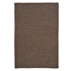 Colonial Mills Solid Heathered Wool Rug (9' x 11') (Heathered Wool Solid Rug