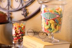 A Smashing Harry Potter Birthday: Take 2 - Team Whitaker 9th Birthday Parties, 8th Birthday, Harry Potter Blog, Free Dobby, Epic Party, Yer A Wizard Harry, Harry Potter Birthday, Party Activities, Party Favors