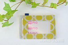 窓付きパスケースの作り方!布製で安くて簡単♪ | ネットの知恵袋