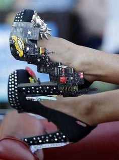 Miss America Shoe Parade; Miss New York
